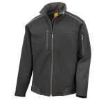 RJ1240306 - R124X•Ripstop Soft Shell Workwear Jacket