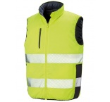RJ332X1006 - R332X•Safe-Guard Reversible Soft Padded Safety Gilet