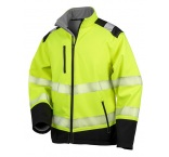 RJ476X1006 - R476X•Printable Ripstop Safety Softshell Jacket